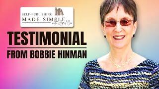 Testimonial from Bobbie Hinman