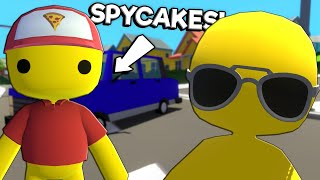 Spycakes & OB Joined and We Robbed Grandma's House! - Wobbly Life Ragdoll Gameplay Multiplayer