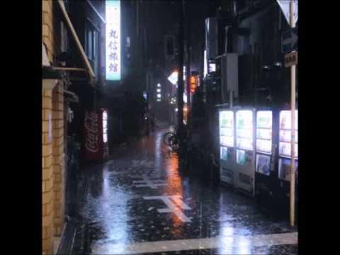 Rain in Tokyo 10 hours RELAX, SLEEP, STUDY