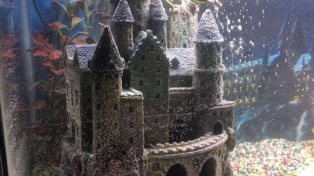 Harry Potter Theme Fish Tank You