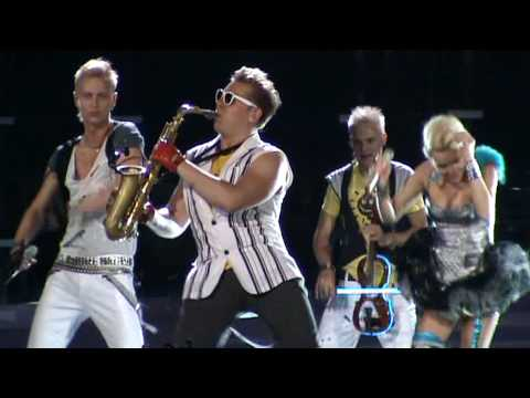 Moldova: 2nd rehearsal Eurovision 2010
