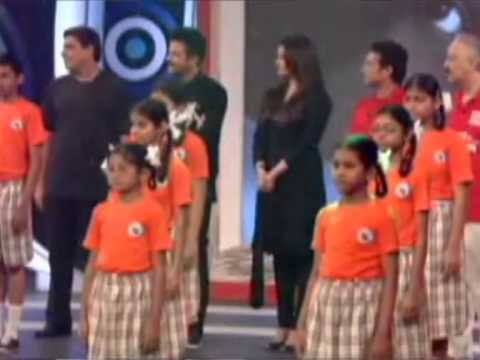 ENBA AWARDS: NDTV-COCA-COLA SUPPORT MY SCHOOL