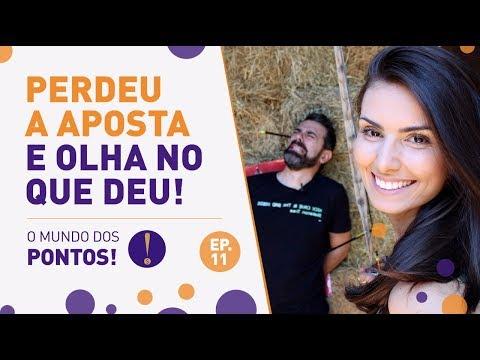 MEU MARIDO FOI APOSTAR COMIGO E OLHA NO QUE DEU! Feat Erico Borgo | Omelete