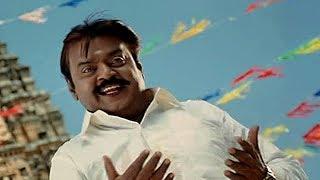 மக்கள் ஒரு புறம் | Makkal Oru Puram | Vijayakanth Hit Song | Shankar Mahadevan