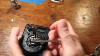 Installing premade coils in a rda and wicking