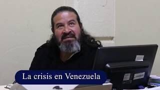 Entrevista Ricardo Tello - Crisis en Venezuela, el papel del periodismo.