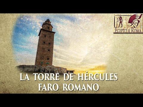 La torre de Hercules, faro romano historia y leyenda