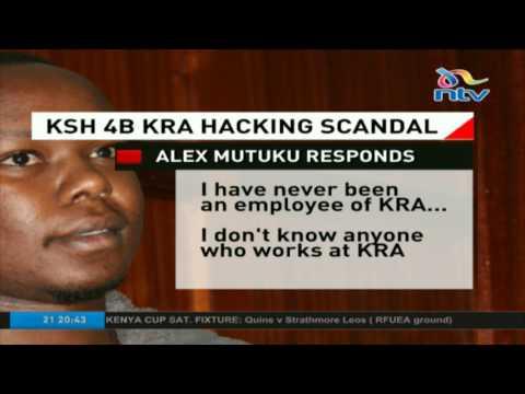KRA Hacker: Suspect denies Ksh 4b hack claim