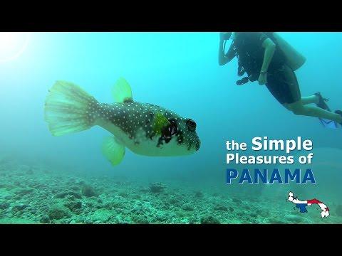 "video travel blog Panama - ""The Simple Pleasures of Panama"""