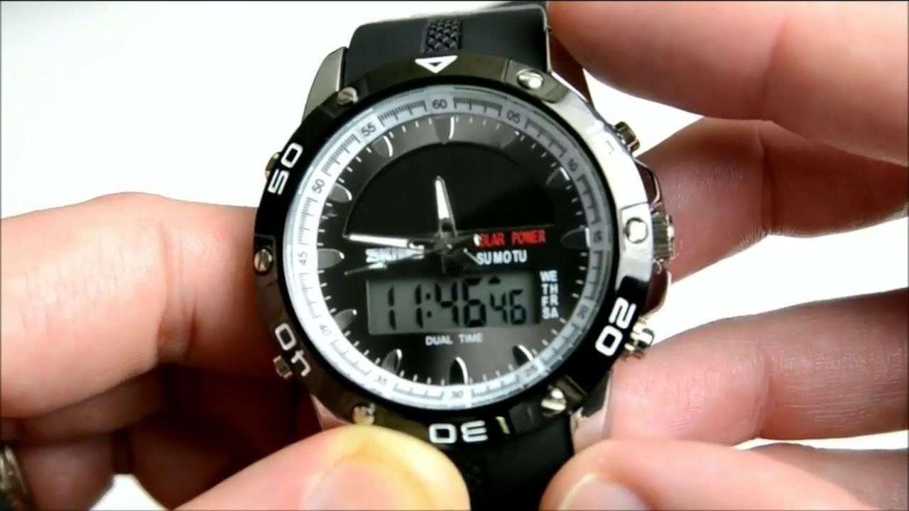 Original SKMEI Anti Air Casio Sport LED Watch Jam Tangan Pria Keren Hitam ad0b7e35e1