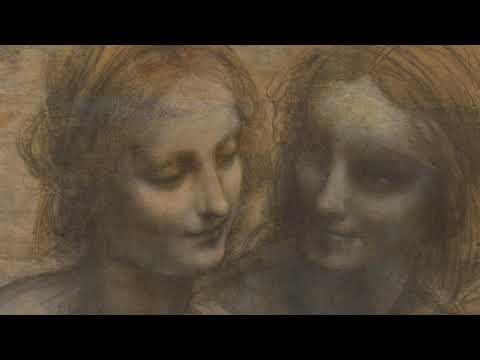 The Burlington House Cartoon  - Leonardo Da Vinci - Happy Mother's Day
