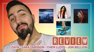 ZAYN, Zara Larsson, Cher Lloyd & Jon Bellion | REVIEW |