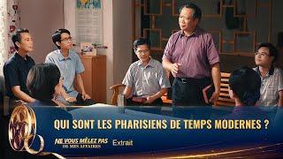 Les pharisiens qui avaient crucifié le Seigneur sont réapparus