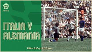 ESPAÑOL Italia v República Federal de Alemania Resumen Versión Extendida Copa Mundial 1970