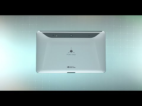 Google's Project Tango Tablet Is A $1,024 7-Inch Tegra K1-Powered Device With Depth Sensing