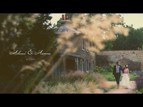 Asian Wedding Cinematography - Adnan and Aamra Cinematic Asian Wedding Trailer