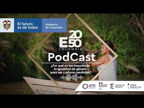 ¿Por qué es tan importante la igualdad de género para ser carbono-neutrales? -E2050 COLOMBIA-