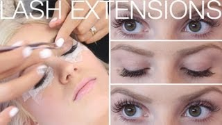 ♡ All About Eyelash Extensions! ♡ FAQ