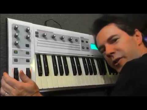 Venom tutorial: M-Audio's doom-synth!