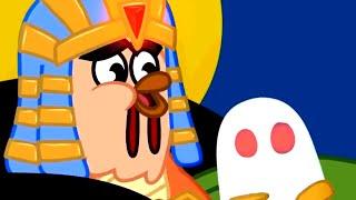 NEW! SPIRITED EYES   BRUM Cartoon   Funny Animated Cartoon   Cartoon Movie   Cartoons for children