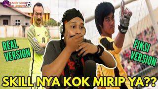 BAGAIKAN GOALKEEPER SHAOLIN SOCCER!! KHAIRUL FAHMI BIN CHEMAT | Planet Sport Cak Lonjong MP3
