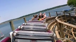 Legend Coaster (2014) - Arnolds Park - Arnolds Park, Iowa, USA