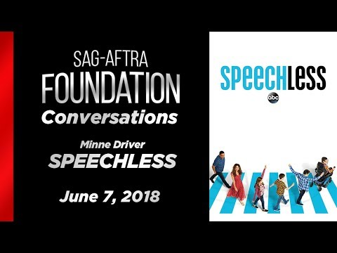 Conversations with Minnie Driver of SPEECHLESS
