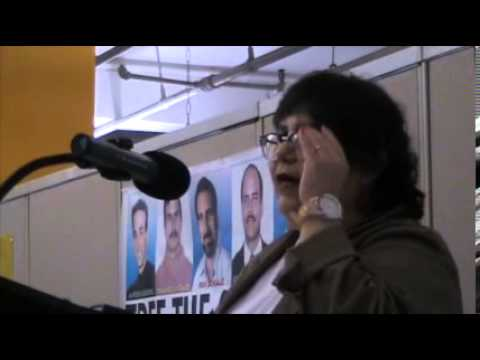 Teresa Gutierrez, Secretariat Workers World Party, Coordinator May 1st Coalition