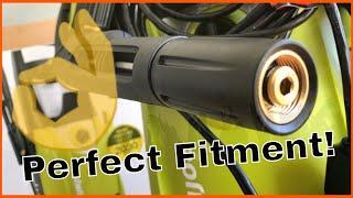 Perfect Fit! - Testing New Hybrid Pressure Gun for the Sun Joe SPX3000