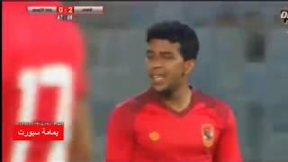 ملخص واهداف مباراة  الاهلي وجيما جيفار الاثيوبي 0/2 دور ال 32 دوري ابطال افريقيا