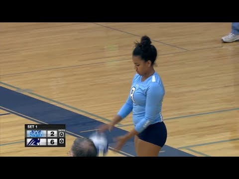 Blaine vs. Champlin Park Section High School Volleyball