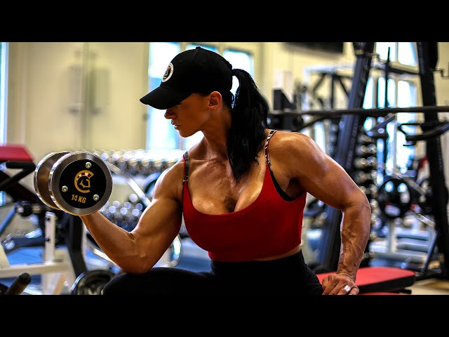 Total Body Workout using Dumbbells only | Part 2 | Cindy Landolt