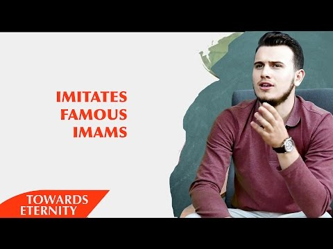 The Young Man Who Imitates Famous Imams Part - 1