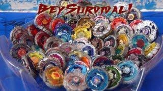 BeySurvival! Osvaruto VS Andy (¡30 VS 30!)