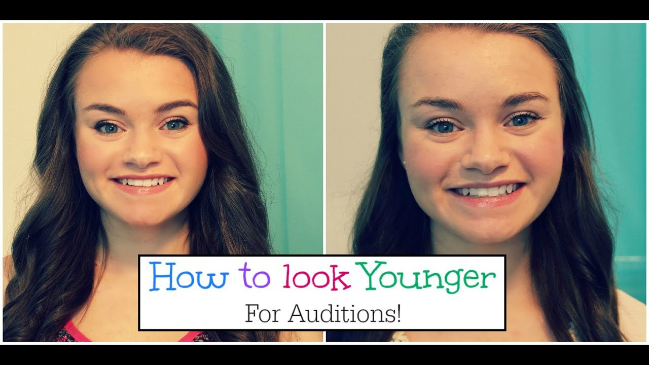 how to look youthful