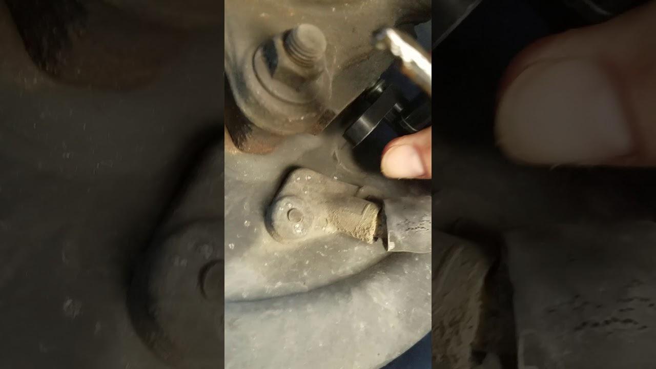 2006 Toyota Tacoma ABS repair