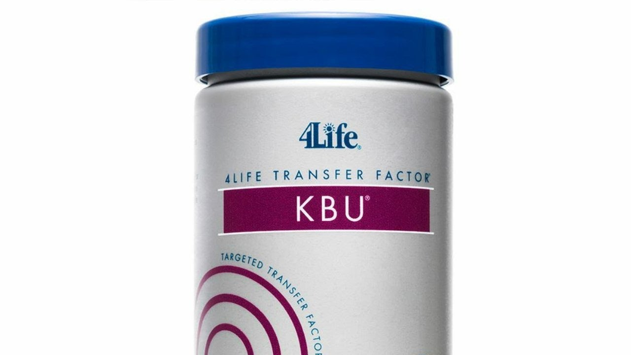 Download Producto 4life KBU (Ingredientes, beneficios y uso)