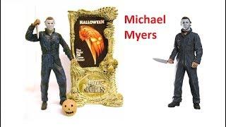 Обзор - сравнение фигурок Майкла Майерса