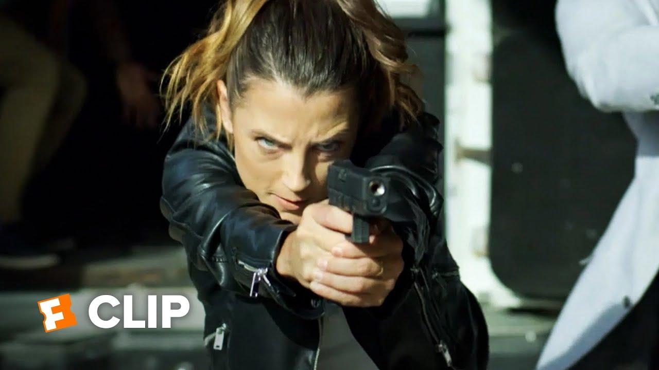 Money Plane Movie Clip - Museum Escape (2020) | Movieclips Coming Soon