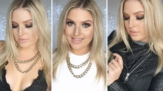 Clothing Try-On Haul! ♡ Bodycon Dresses, Crop Tops, Jackets & Leggings!