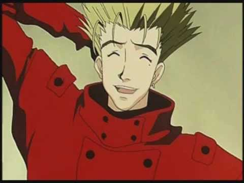 Vash The Stampedes Ultimate Donut Grill Youtube