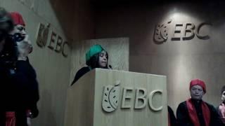 Palabras de Victoria Carrasco Sánchez,  al recibir el Doctorado Honoris Causa