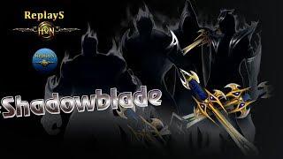 HoN - Shadowblade vs 2 Immortal - ???????? BombagLusi Gold I