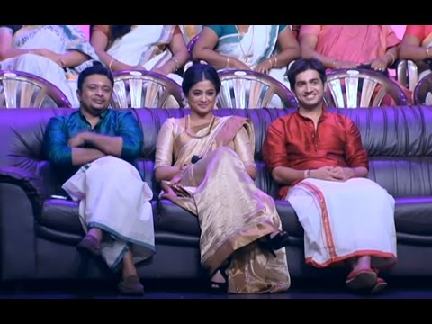 D 4 DANCE Ep 64 Uthradam with Thaikkudam Bridge, Ramp walk:  6th Sept (full)