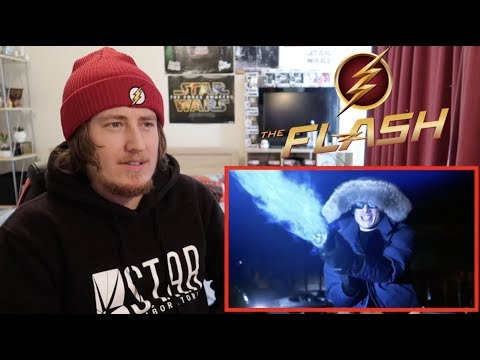 """The Flash 1x10 REACTION!!!⚡""""Revenge of the Rogues"""""""