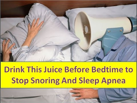 What To Do Before Bed To Stop Snoring