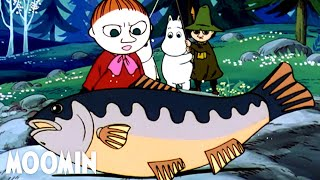 Adventures from Moominvalley EP70: Moomin's Big Fish