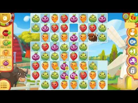 Farm Heroes Saga Level 1363