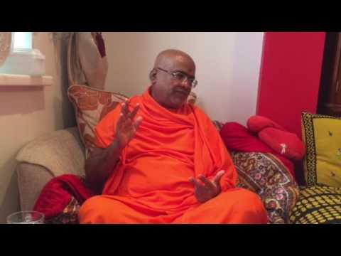 Law of karma by swami atmananda giri ji part -1