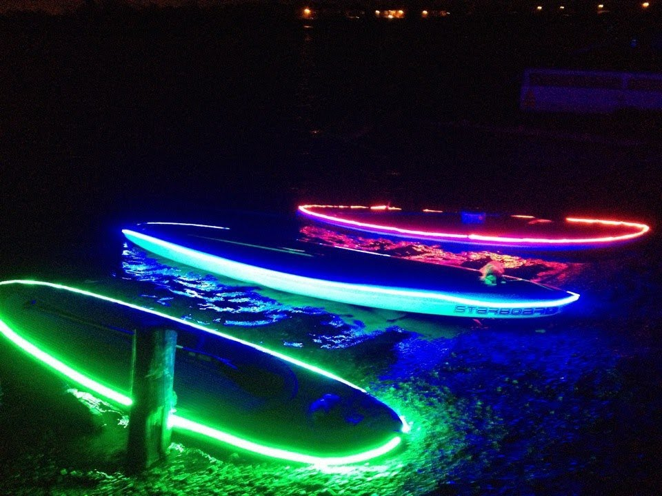Halloween Night Sup At Bartons Point On The Isle Of Sheppy